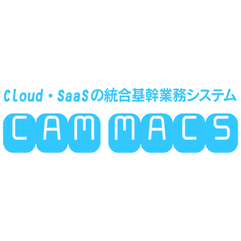 CAM MACS サービスロゴ