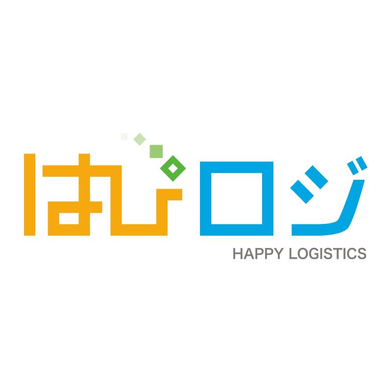 ECクラウド物流「はぴロジ」 サービスロゴ