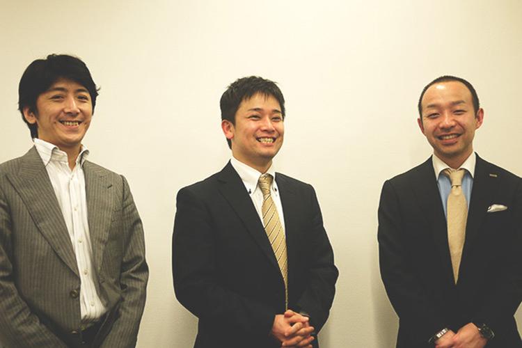 セミナー講師 株式会社ラクーン 石井俊之、株式会社Dai 鵜飼智史、株式会社PAL 本多正史