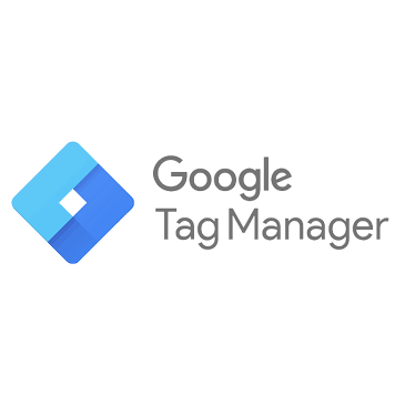 Google タグマネージャー サービスロゴ
