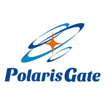 ポラリスゲート サービスロゴ
