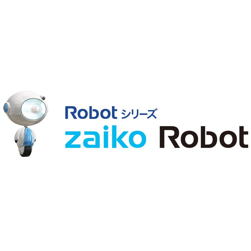 zaiko Robot(ザイコロボ) サービスロゴ
